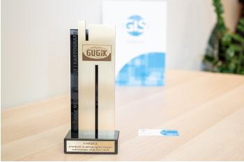 Pierwsze miejsce w Konkursie GUGiK dla GIS Support!